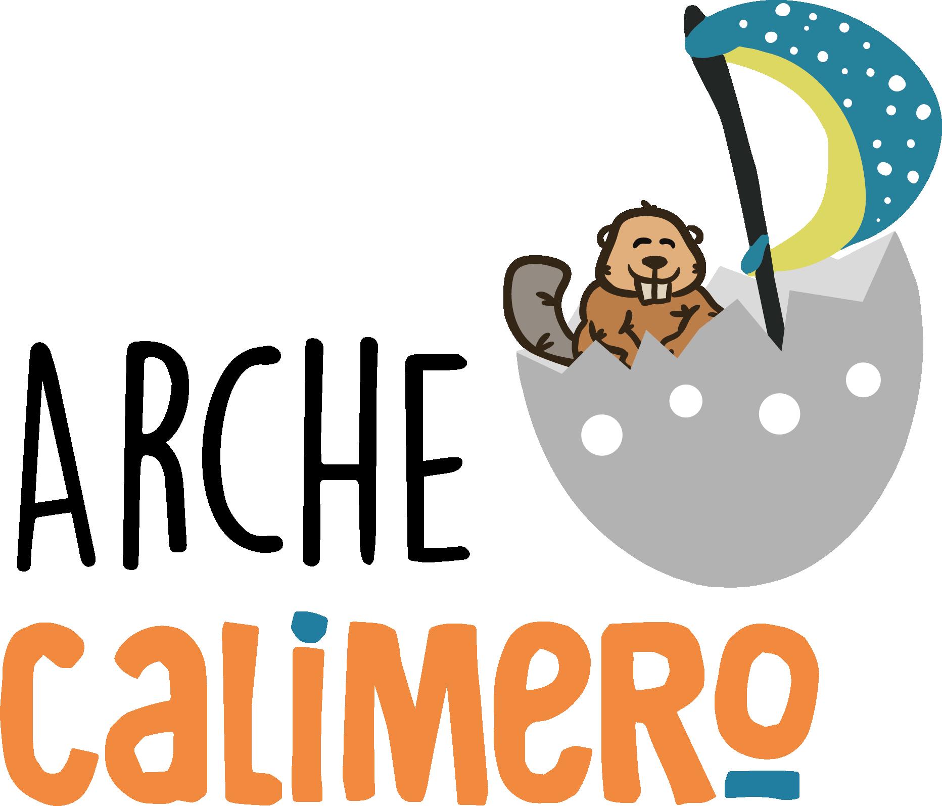 Kita Arche Calimero Logo